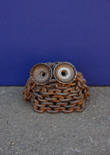 W000109 Chain Owl Small