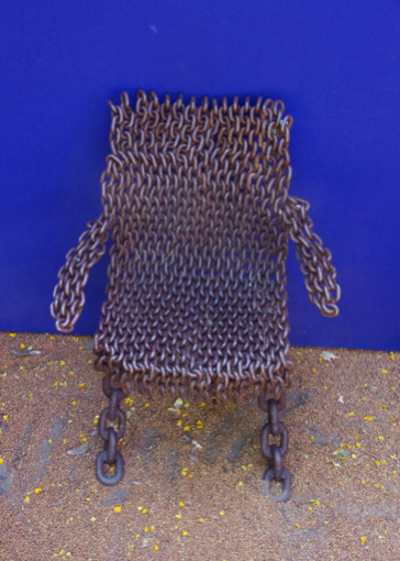P000120 Chain Single Chair